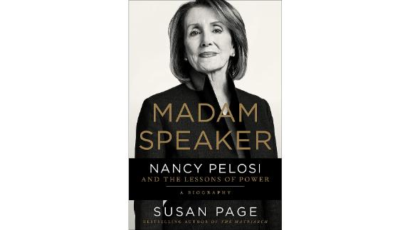 'Madam Speaker: Nancy Pelosi and the Lessons of Power' by Susan Page