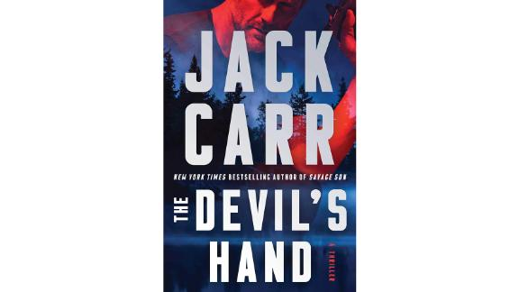 'The Devil's Hand' by Jack Carr