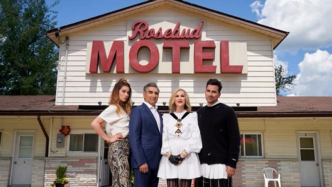 'Schitt's Creek' coffee table book is everything you'd hoped for