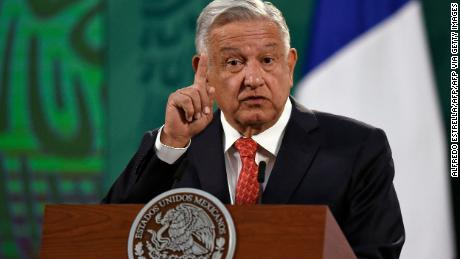 Mexican President Andres Manuel Lopez Obrador has already signaled his approval of the bill.