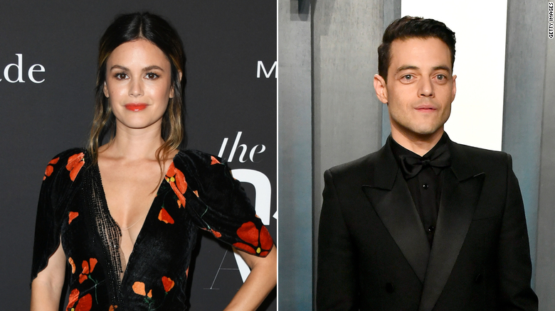 Rachel Bilson was 'super bummed' that Rami Malek made her take down a photo of them both from Instagram