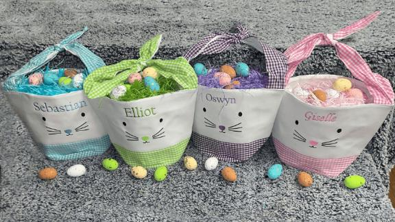 Pippero Products Personalized Easter Basket
