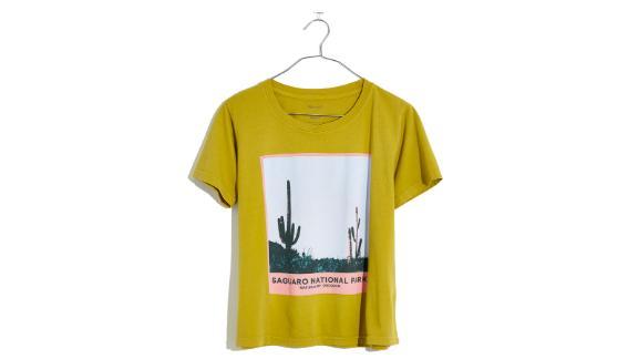 Madewell x Parks Project Saguaro National Park Crewneck Tee