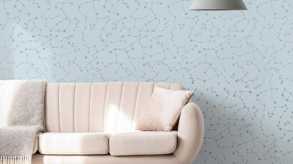 Tempaper x The Novogratz Constellations Designer Removable Peel-and-Stick Wallpaper