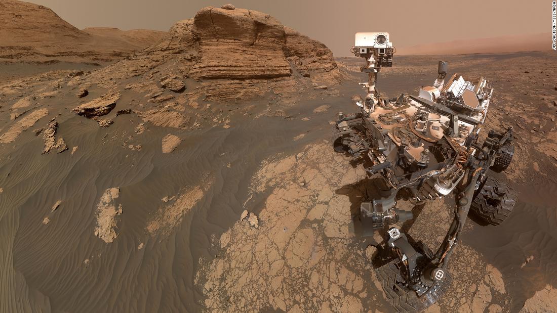 Curiosity rover searches for salt on Mars – CNN