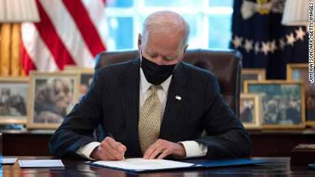 With an eye on history, Biden moves on big, bold and progressive infrastructure package