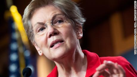 Dissolução do fundo de hedge: Elizabeth Warren sugere que os reguladores deveriam ter previsto