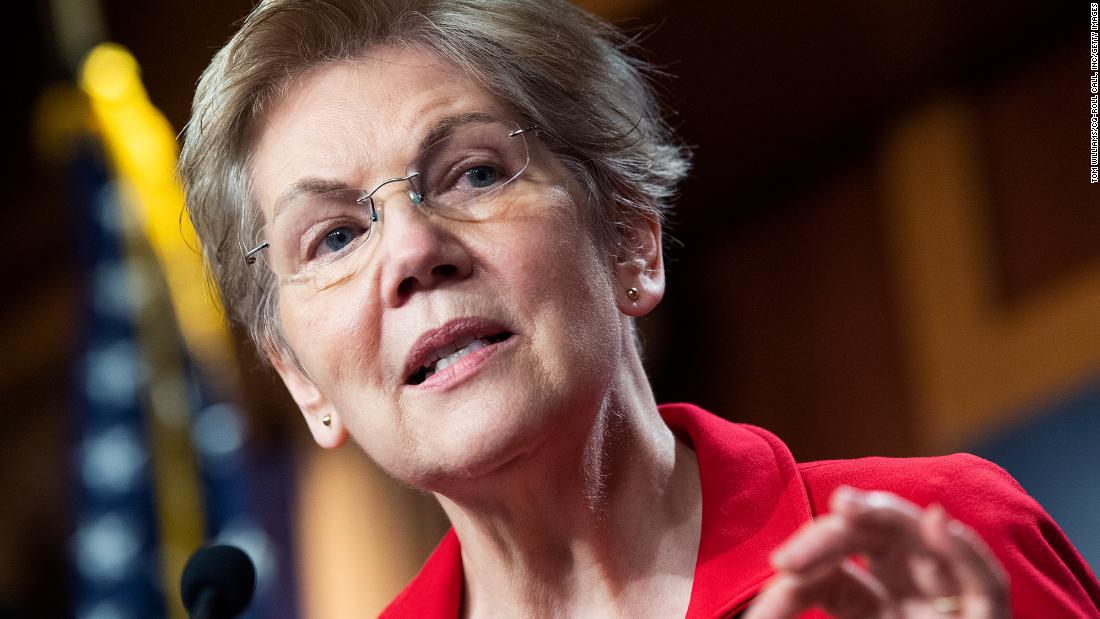 Hedge fund meltdown: Elizabeth Warren suggests regulators should've seen it coming