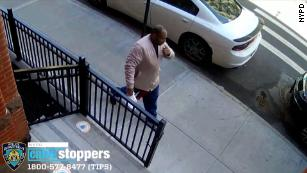 NYPD makes an arrest in the hate crime assault on a 65-year-old Asian woman