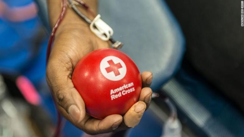 The American Red Cross is in critical need of blood donations right now. Here's how to donate