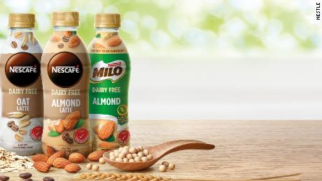 """Milo without milk and """"pork"""" without meat: Nestlé and other brands bet big on plant-based foods in Asia"""