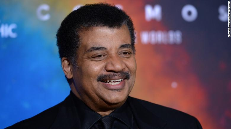 Neil deGrasse Tyson on stars, Santa's location and jokes for third graders