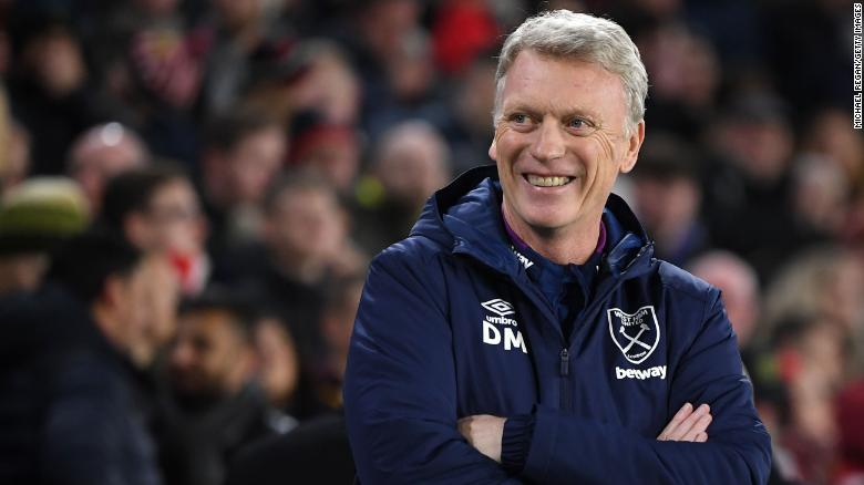 From Manchester United to fruit delivery: David Moyes' long journey to the East End of London