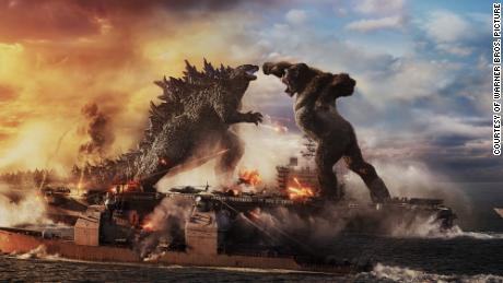 "Two of film's greatest monsters duke it out this weekend in ""Godzilla vs. Kong."""