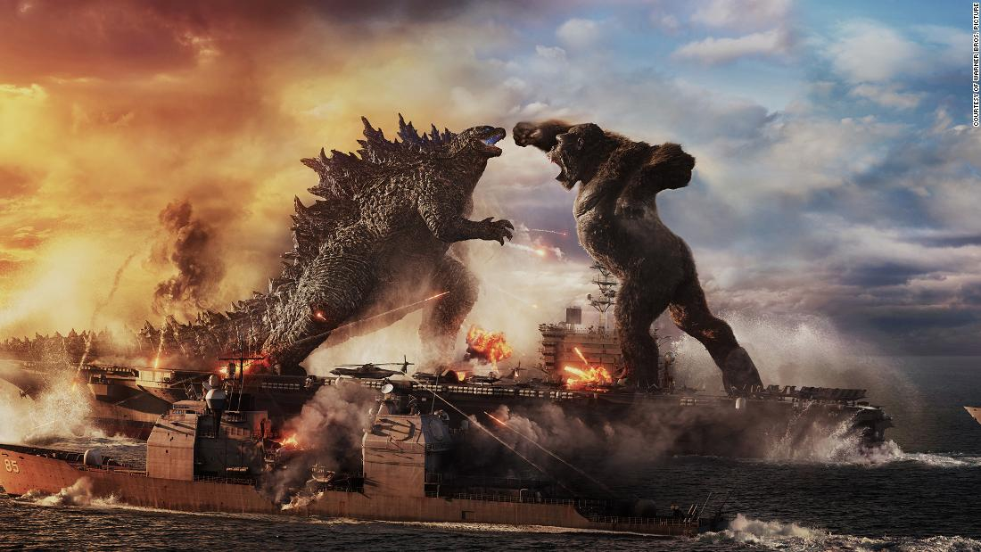 'Godzilla vs. Kong' could be the biggest hit of the pandemic