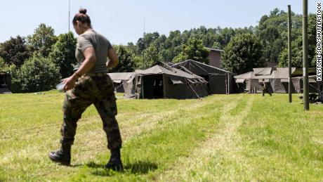 The Swiss army wants to attract more women.