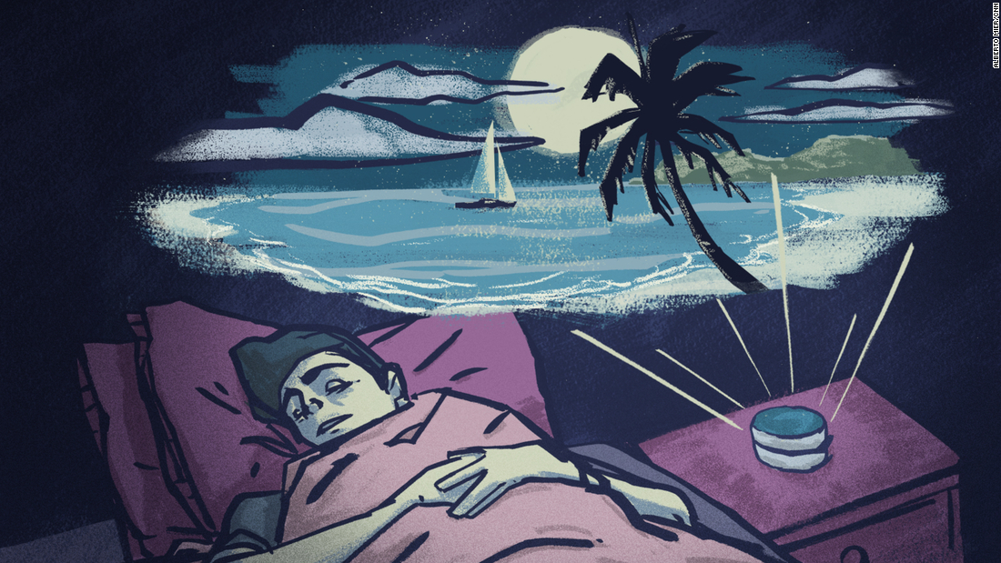 It's easy to nod off to 'sleep stories.' Making them is hard