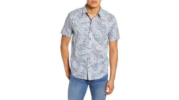 Patagonia Go To Regular Fit Short-Sleeve Shirt