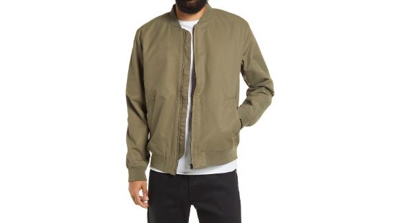 Topman Icon Bomber Jacket