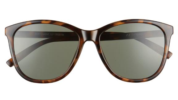 Le Specs Entitlement 57mm Sunglasses