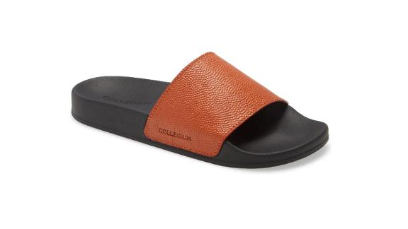 Collegium Pillar Slide Sandals