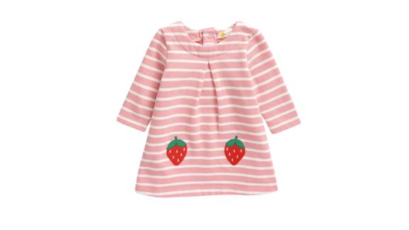 Mini Boden Cozy Sweatshirt Dress
