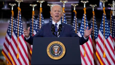 The perfect answer to four years of Trump: Biden's ambitious jobs plan