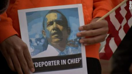 Waukegan activists say many families were torn apart by deportations that occurred during President Obama's tenure.