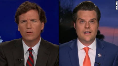 The only * big * problem with Matt Gaetz's explanation
