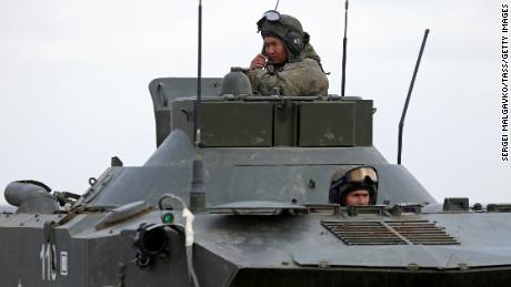 Top US national security officials call counterparts as Russia and Ukraine tensions rise