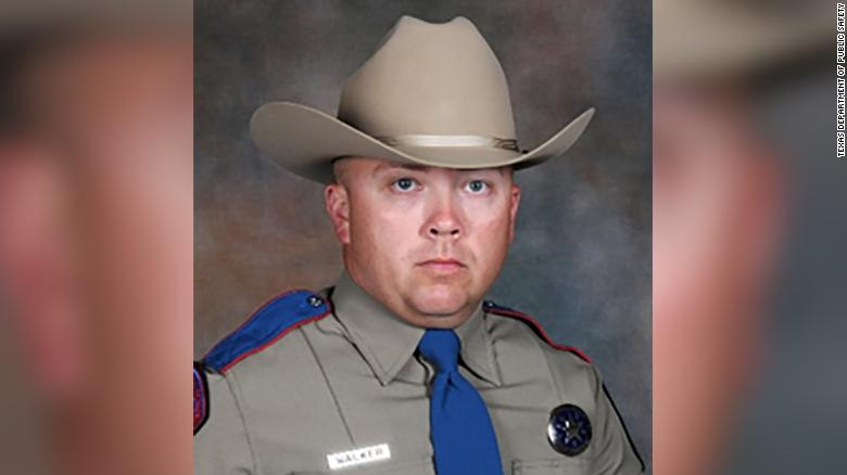 Texas Highway Patrol trooper dies after being shot trying to help a driver