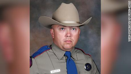 Texas Highway Patrol Trooper Chad Walker