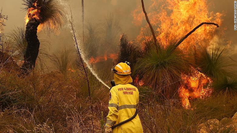 Australia marks quietest fire season in a decade