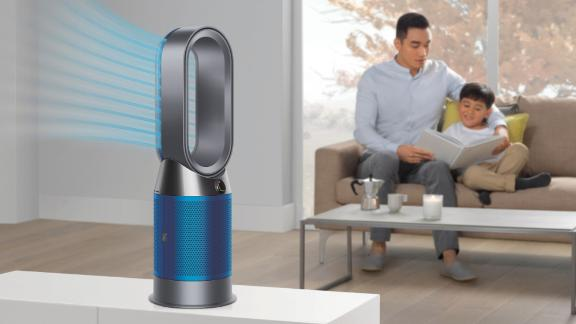 Dyson Pure Hot + Cool Smart Tower Air Purifier, Heater and Fan