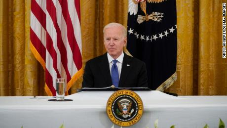 Why Joe Biden is a man in a hurry