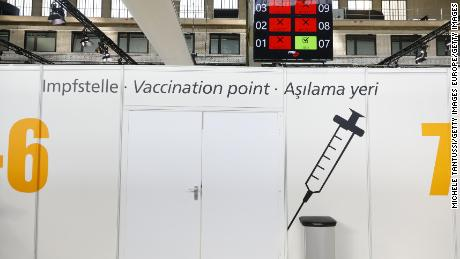 The European Union's vaccination program has been slow out of the blocks and plagued by supply issues.
