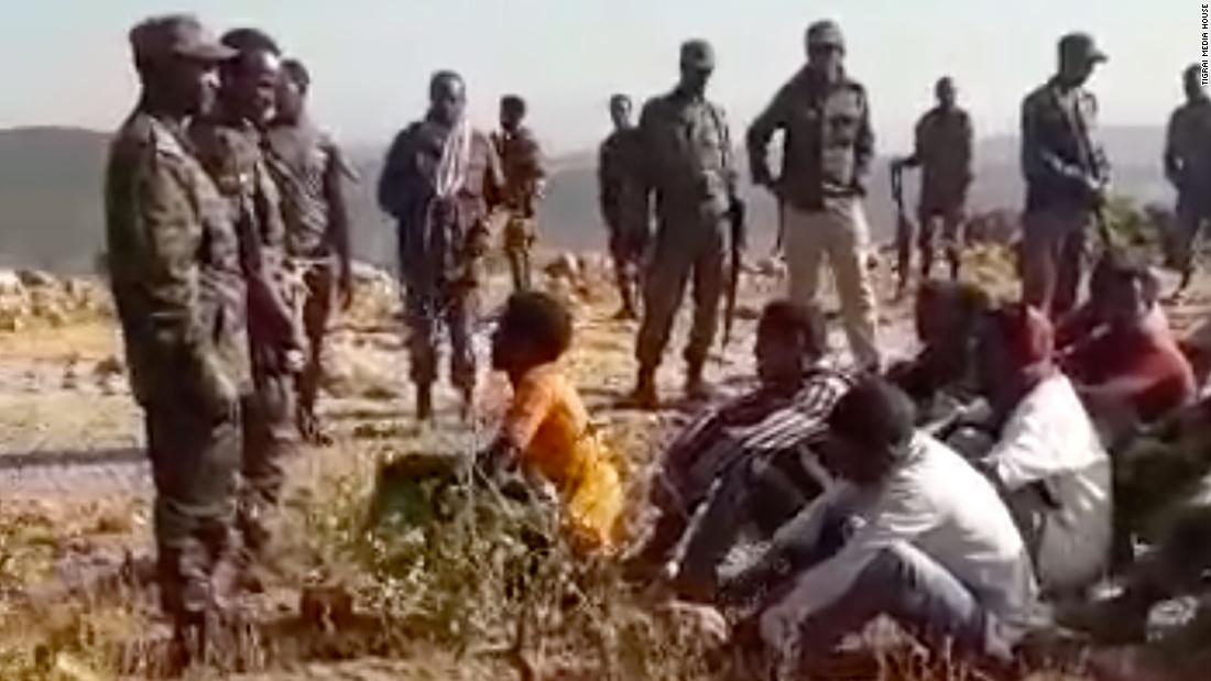 Analysis of massacre video raises questions for Ethiopian Army