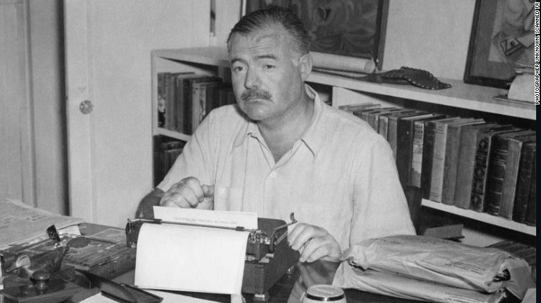 'Hemingway' tackles the writer in a documentary as big as his tumultuous life