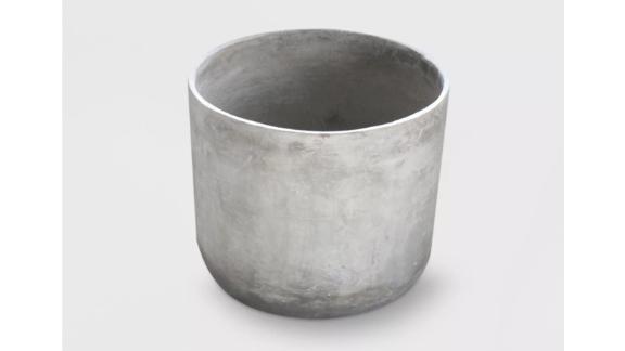 Concrete Planter Gray