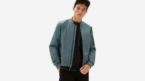 Everlane The Bomber Jacket