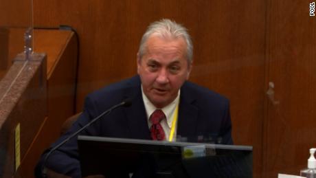 Something unusual is happening in Derek Chauvin's trial