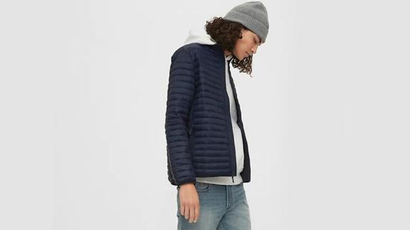 Gap Upcycled Lightweight Puffer Jacket