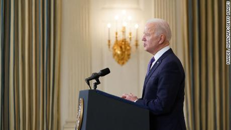 Biden wants to bring the economy from relief to recovery. A labor shortage may signal trouble for those plans.