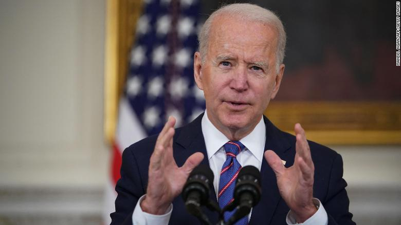 Biden records video welcoming new US citizens for naturalization ceremonies