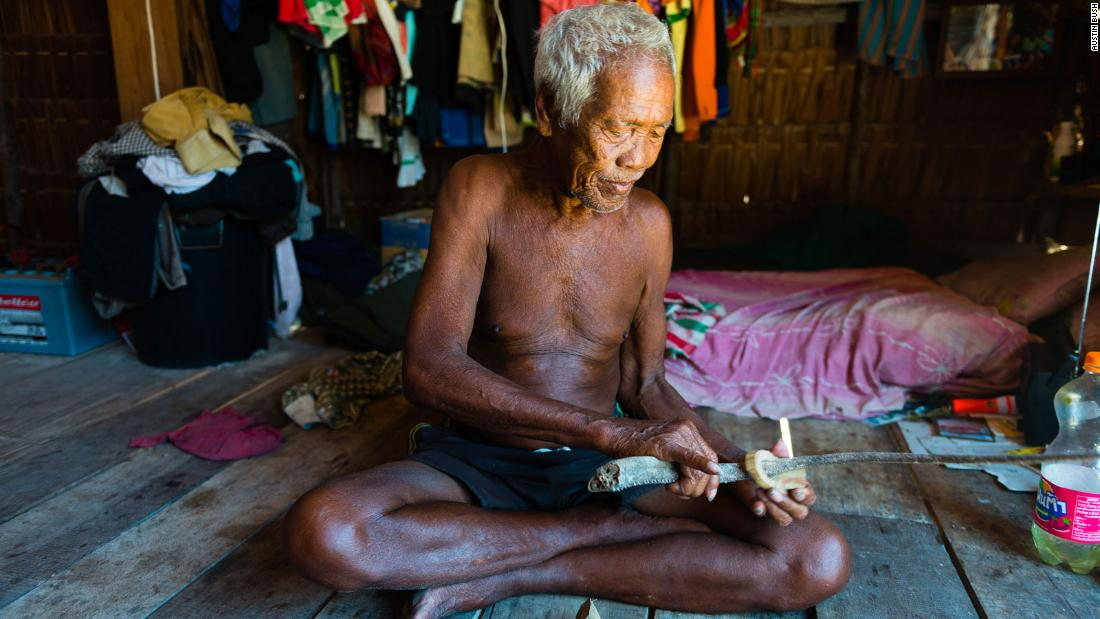 After centuries of nomadic living, Thailand's 'sea people' adapt to life on land