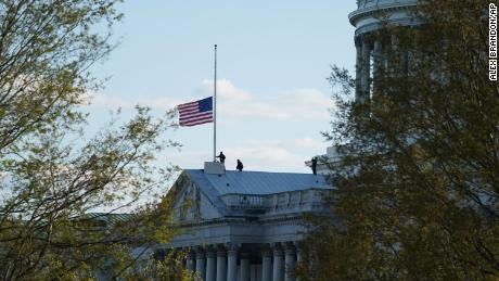 Capitol attack shatters sense of calm, raising fresh questions about security