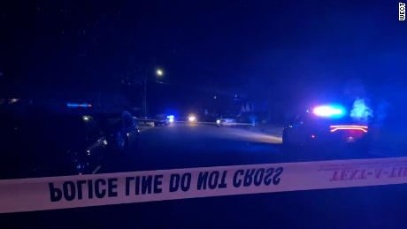 Seven people were shot early Saturday during a party in Wilmington, North Carolina, police said.