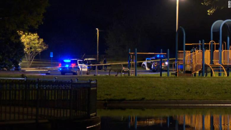 One person killed and at least 5 others injured in a park shooting on Easter