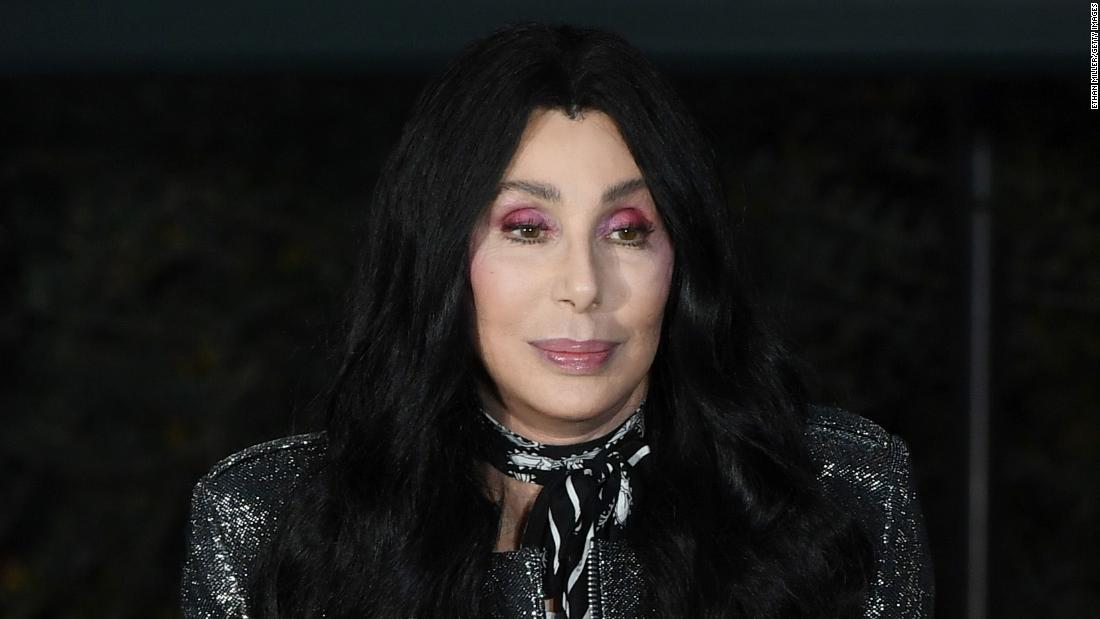 Cher apologizes for 'not appropriate' George Floyd tweet