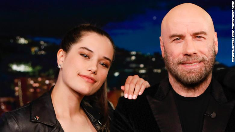 John Travolta celebrates daughter's milestone birthday